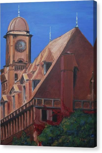 Main Street Station Canvas Print