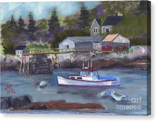 Maine Livin' Canvas Print