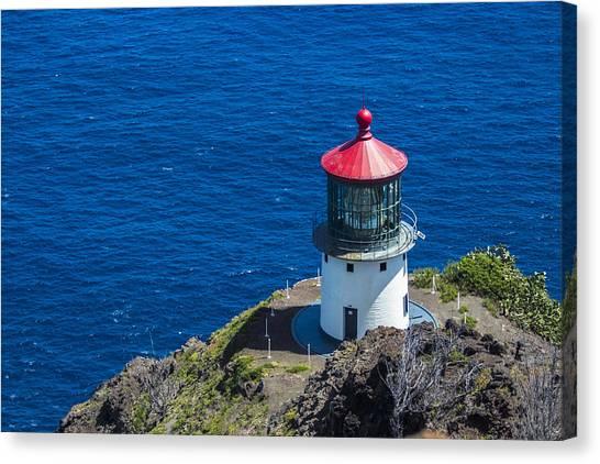 Makapuu Lighthouse 3 Canvas Print