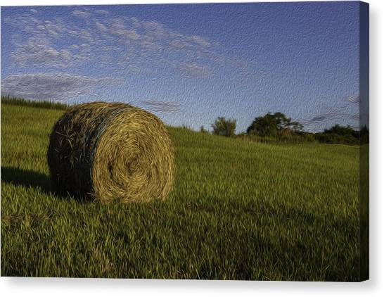 Make Hay Canvas Print