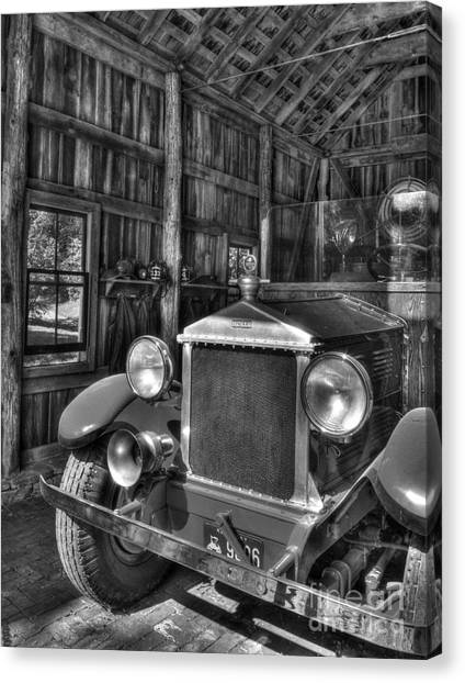 Old Fire Truck Canvas Prints Page 4 Of 18 Fine Art