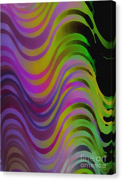 Making Waves Canvas Print