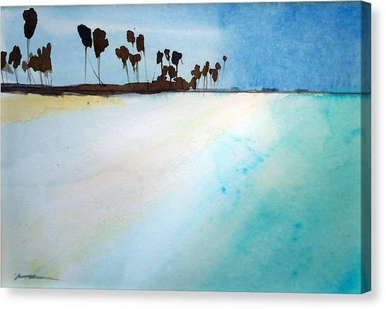 Maldives  Canvas Print