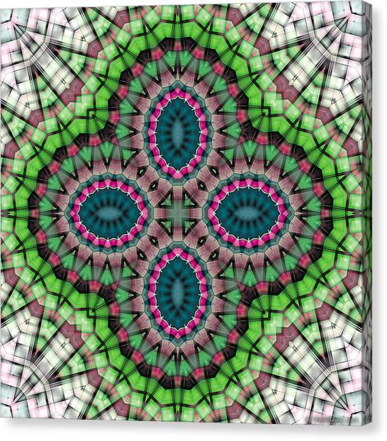 Mandala 111 Canvas Print