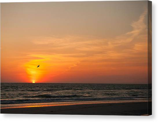 Marco Sunset Canvas Print