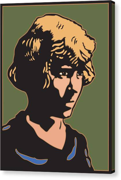 Margaret Mead Canvas Print