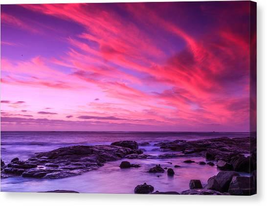 Margaret River Sunset Canvas Print