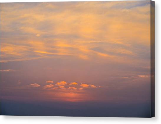 Margie's Miracle  Canvas Print