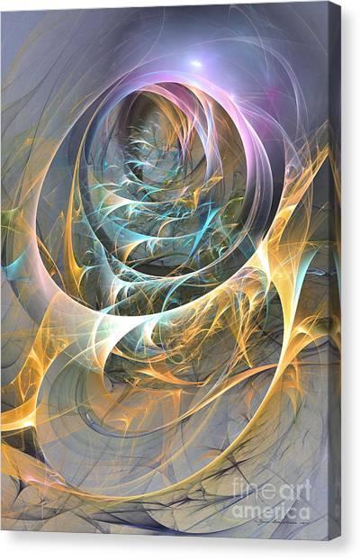Marine Discotheque Canvas Print