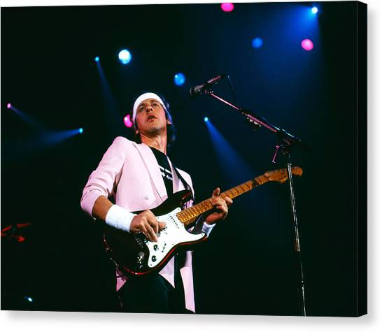 Mark Knopfler 1 Canvas Print