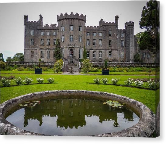 Markree Castle In Ireland's County Sligo Canvas Print