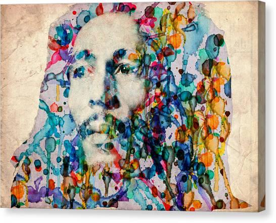 Marley 2 Canvas Print