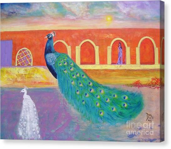 Marrakesh Dreams  Canvas Print