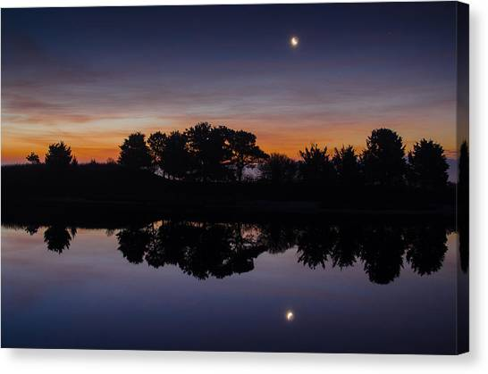 Martha's Vineyard Dawn Canvas Print