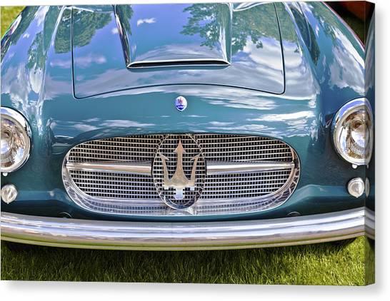 Maserati A6g 54 2000 Zagato Spyder 1955 Canvas Print