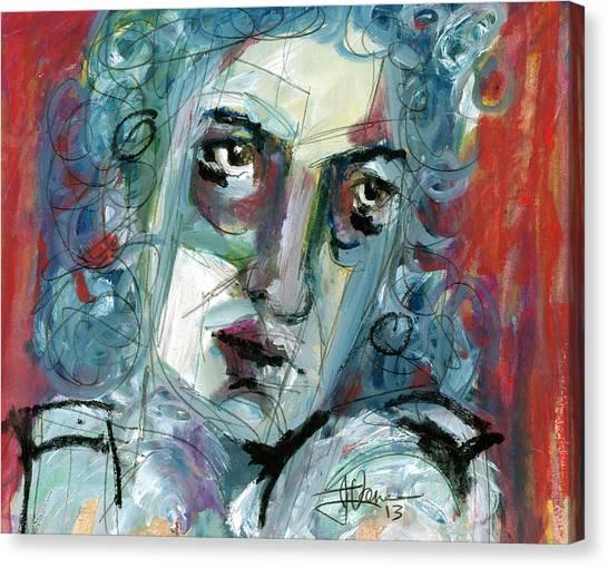 Masquerade Canvas Print by Jim Vance