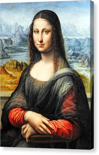 The Prado Canvas Print - Master Piece by Munir Alawi