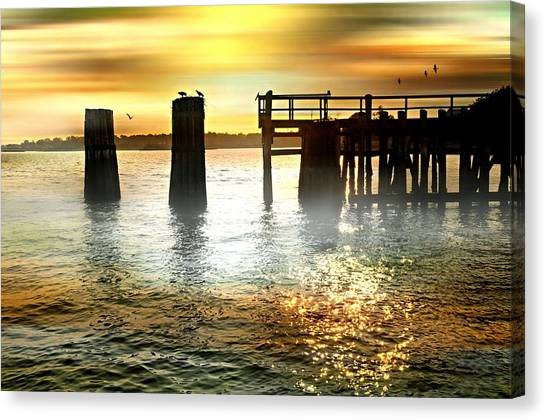 Norwalk Canvas Print - Masterpiece In You by Diana Angstadt