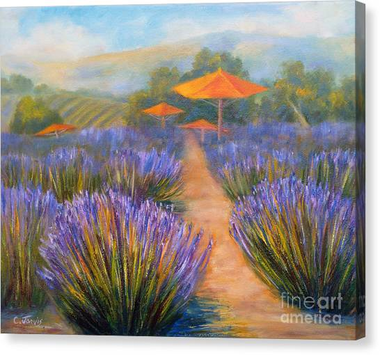 Matanzas Winery Canvas Print