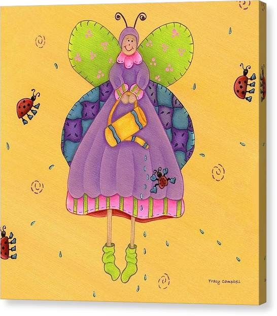 Matilda Canvas Print