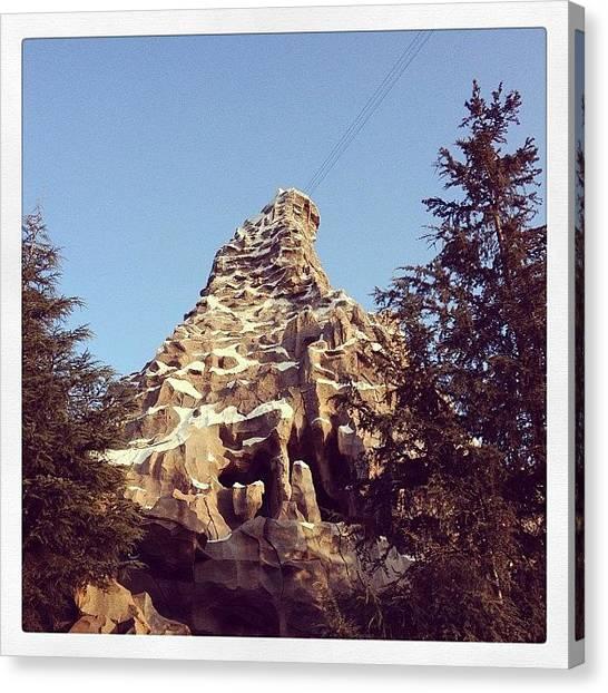 Matterhorn Canvas Print - Matterhorn by Ryan Hoffman