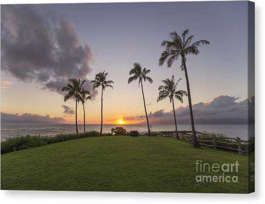 Maui Hawai'i Canvas Print