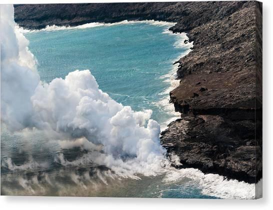 Mauna Loa Canvas Print