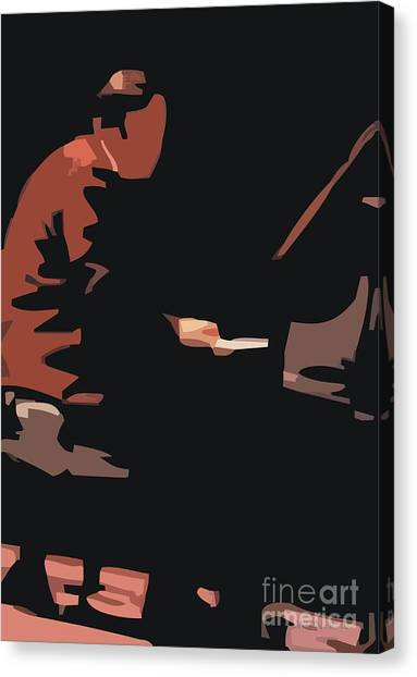 Mccoy Tyner Canvas Print