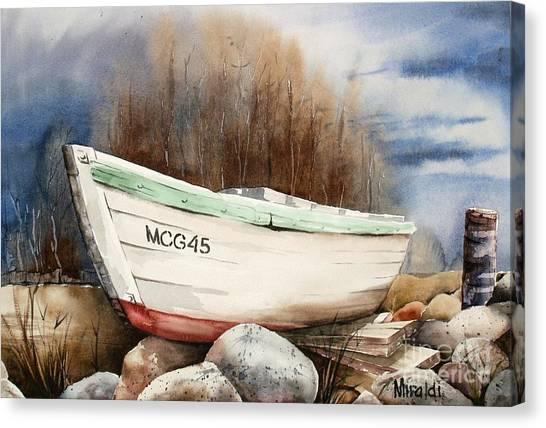 Mcg45 Canvas Print