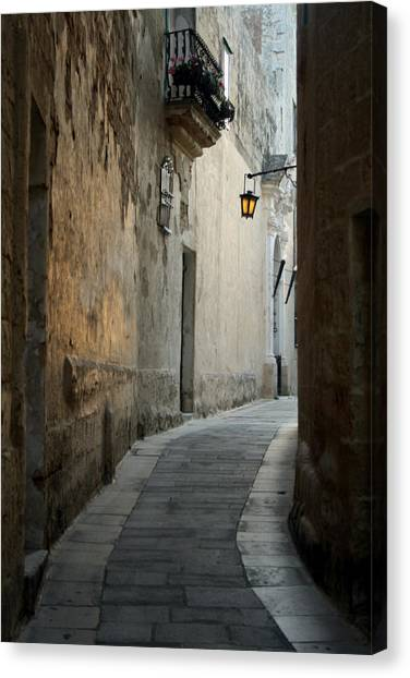 Maltese Canvas Print - Mdina-malta by Cambion Art