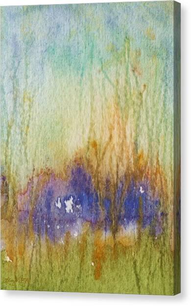 Meadow's Edge Canvas Print