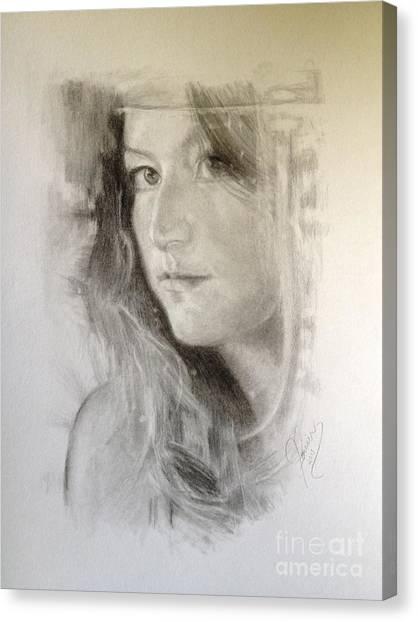 Meagan Canvas Print