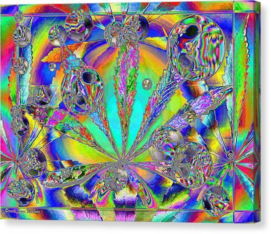 Medicinal One Canvas Print