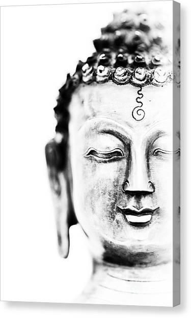 Buddha Canvas Print - Medicine Buddha by Tim Gainey