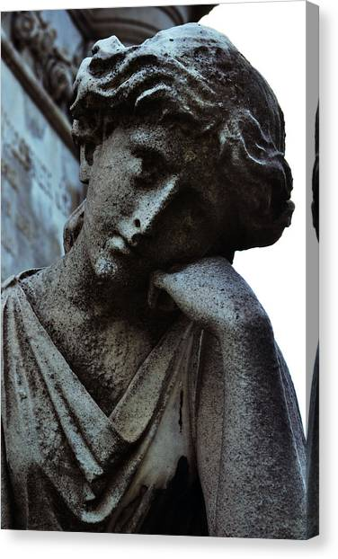 Melancholy Canvas Print