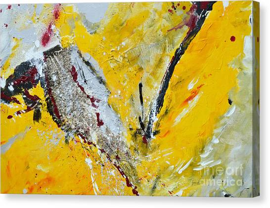 Melody Of Passion Canvas Print