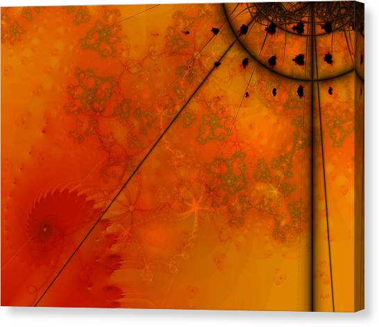 Memories Of Another Time I Canvas Print
