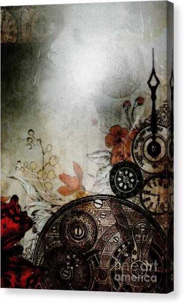 Memories Unlocked Canvas Print by Sharon Kalstek-Coty