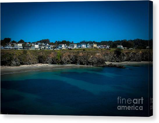 Mendocino California Canvas Print