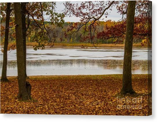 Mendon Ponds Canvas Print