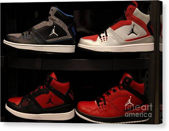 all jordan shoes ever made one picture in multiple frames photog