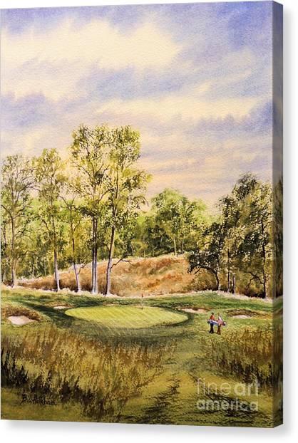 Merion Golf Club Canvas Print