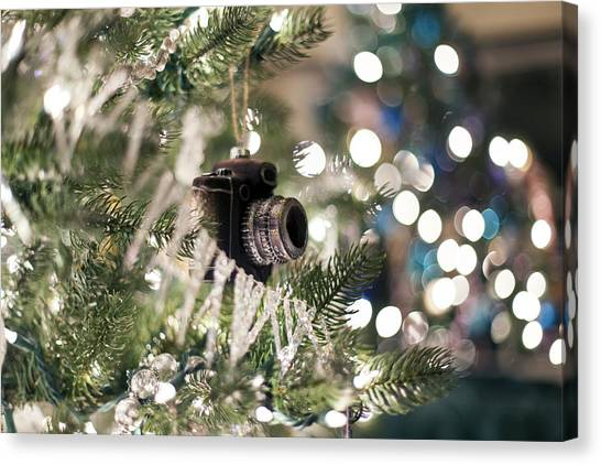 Merry Xmas Shutterbugs Canvas Print