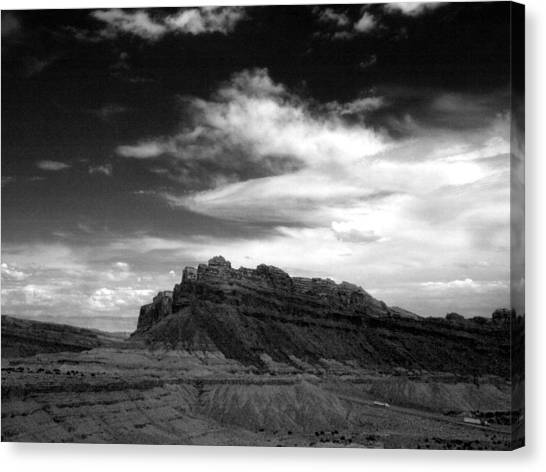 Mesa Sky Canvas Print