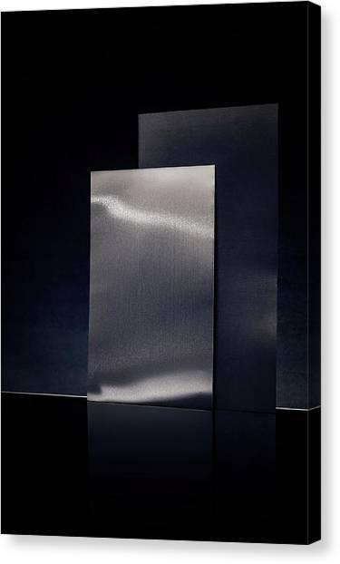 Industry Canvas Print - Metallon by Burghard Nitzschmann