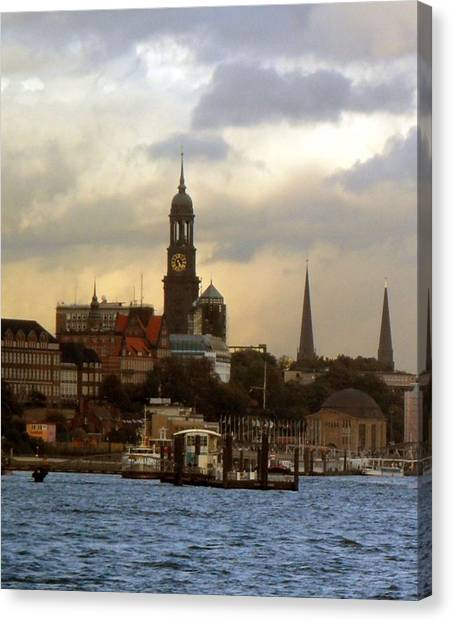 Michel Canvas Print by Peter Norden