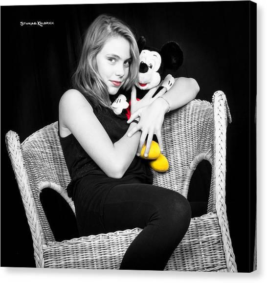 Canvas Print - Mickey's Protection by Stwayne Keubrick