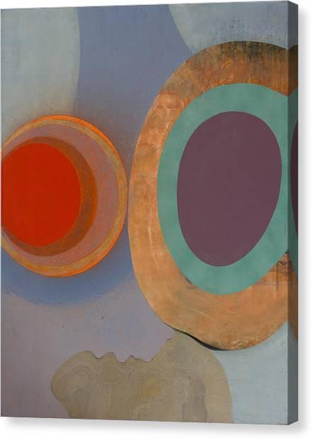 Microcosm Canvas Print by Fernando Alvarez