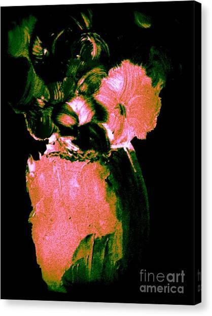 Midnight Visit Canvas Print