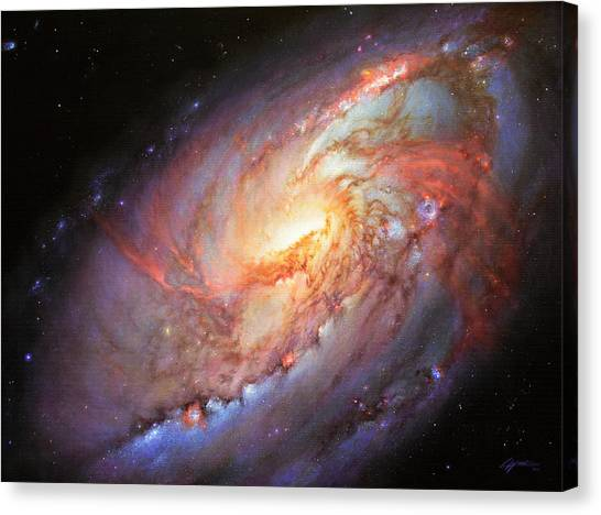 Mighty M106 Canvas Print